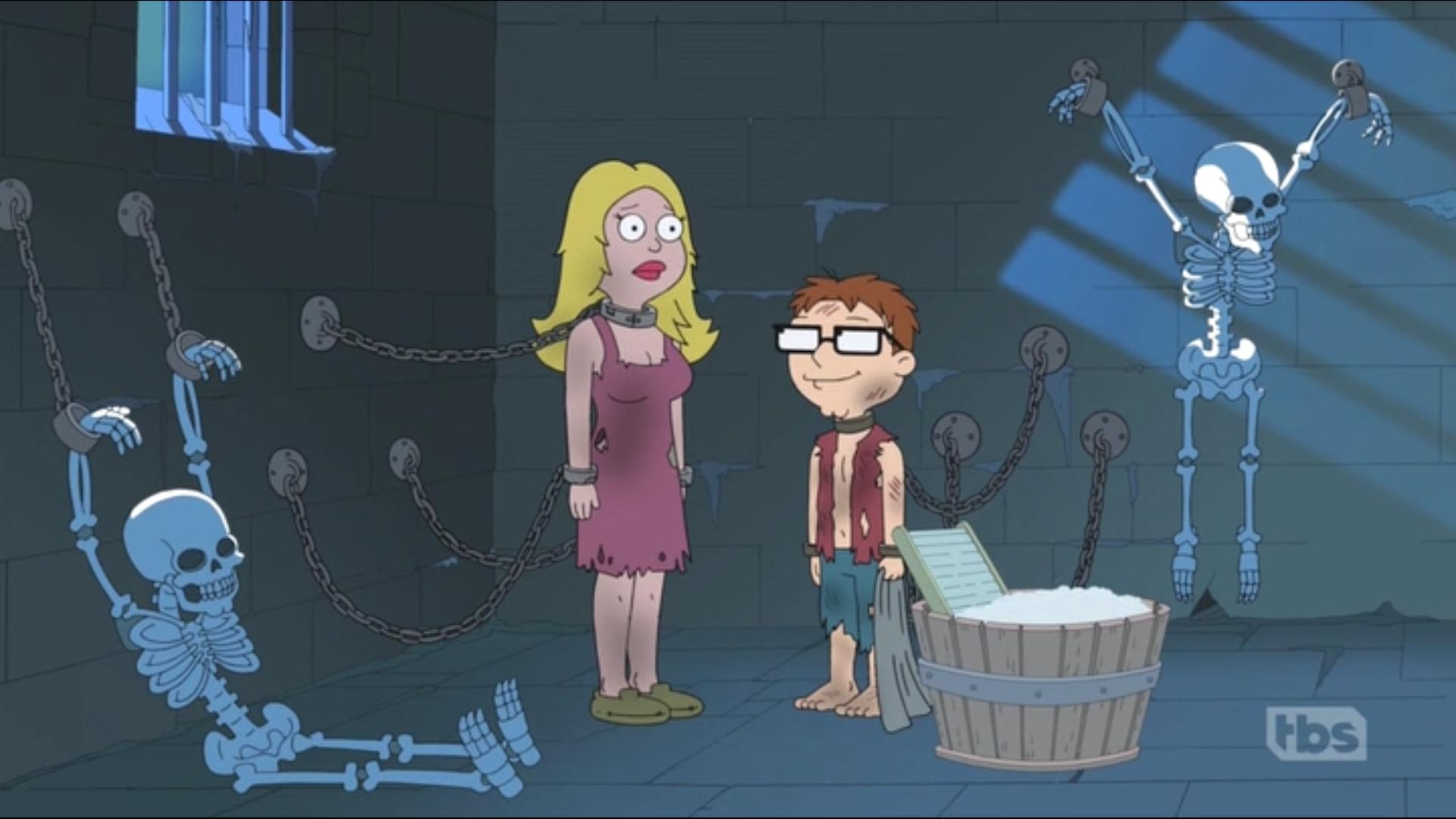 new episode of american dad