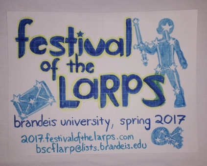 Festival of the LARPs
