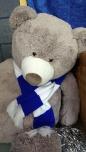 one of the Du Bois teddy bears