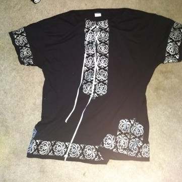 the t-shirt tunic