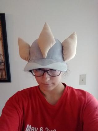 Sandslash hat