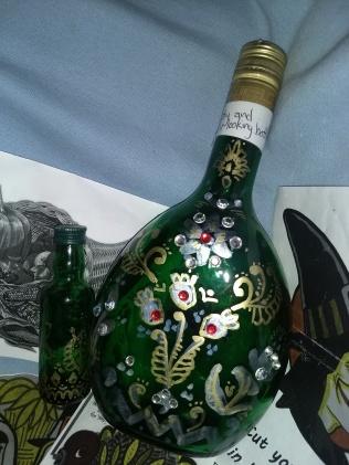 Bottle prop (side two)